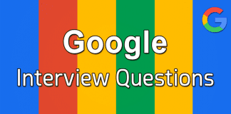 Google Interview Questions Shared By The Computer Engineer After Getting Rejected