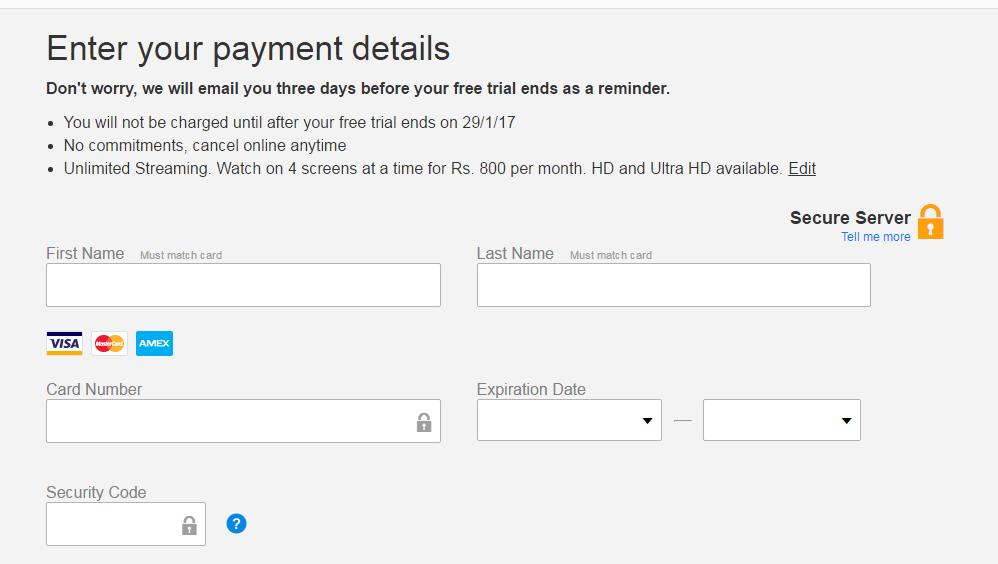 Free Netflix Account Username & Password 2019 - TechTribune24