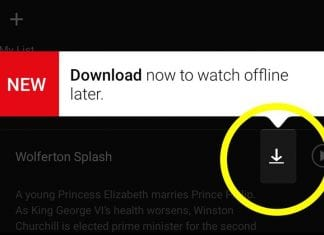 How to Use Netflix Offline Viewing (How to Download Netflix)