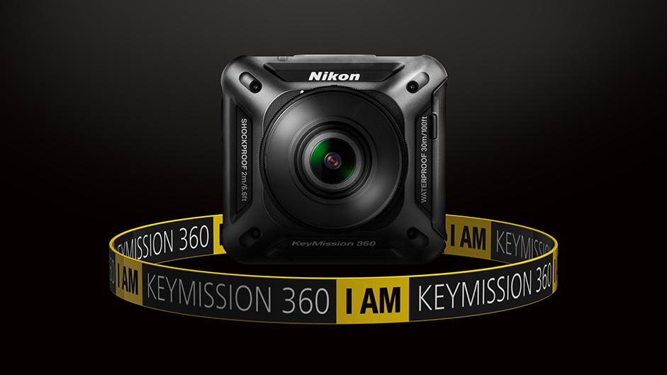 VR 360 Camera's