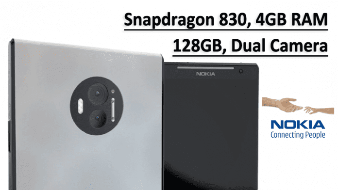 Nokia C1 To Feature Snapdragon 830, 4GB RAM, Dual Camera