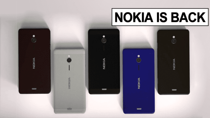 Nokia Officially Confirms Return Of New Android ...