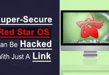 Now The Super-Secure Red Star OS Can Be Hacked With Just A Link