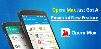 Opera Max Just Got A Powerful New Feature