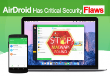 Popular Android App AirDroid Has Critical Security Flaws