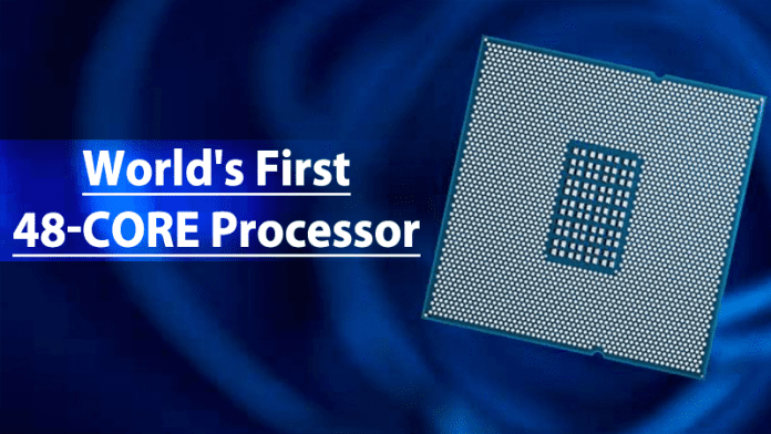 Qualcomm Brings World's First 48-Core 10nm Processor