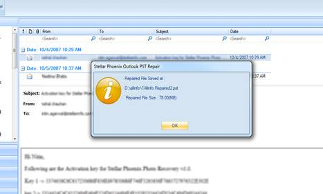 Recover Damaged/Corrupt Microsoft Office Documents