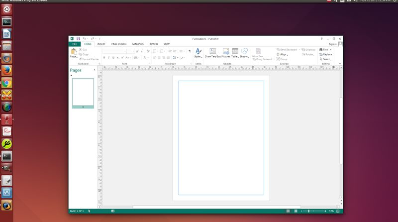 Run Microsoft Office In Linux