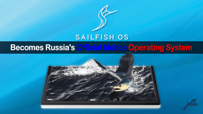 Sailfish OS Becomes Russia's Official Mobile Operating System