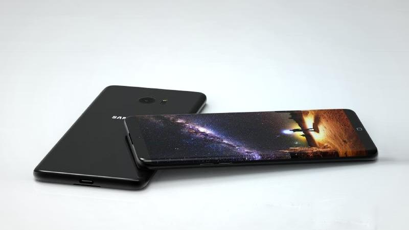 Samsung Galaxy S8 Renders Leaked!