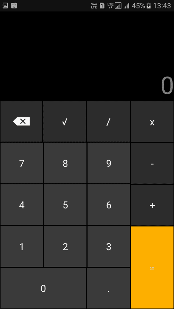 Hide Files & Folders Inside Calculator On Android