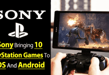 Sony Bringing 10 PlayStation Games To iOS And Android