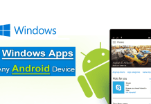 Soon You Can Run Windows Apps On Any Android Device