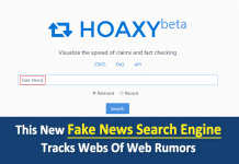 This New Fake News Search Engine Tracks Webs Of Web Rumors