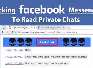 This Simple Bug allows Hackers To Read All Your Private Facebook Chats