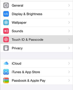 Turn-Off lock screen message Replies in iPhone