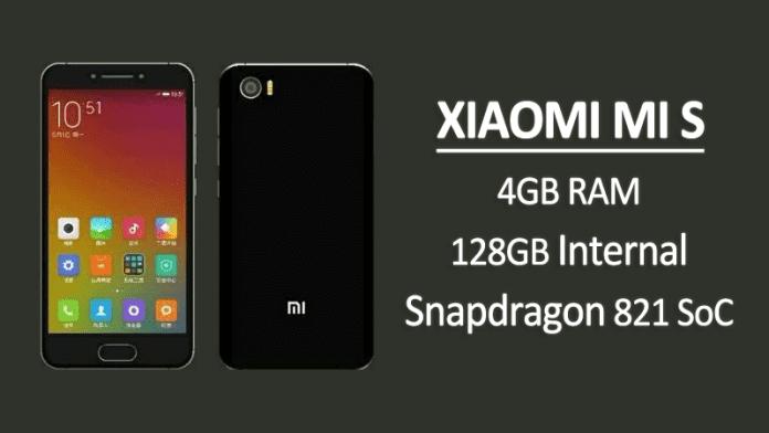 Xiaomi Mi S: Mini Flagship To Feature Snapdragon 821, 4GB RAM