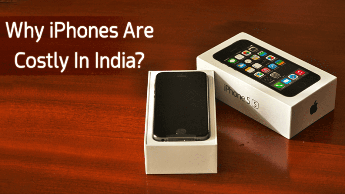 Here's Why iPhones Cost More In India Than Other Countries