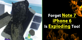 iPhone's Exploding Issue: Is iPhone 6 The New Note 7?