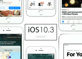 4 Mind Blowing Features Coming To iOS 10.3 You Should Know