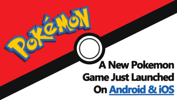 A New Pokemon Game Just Launched On iPhone And Android