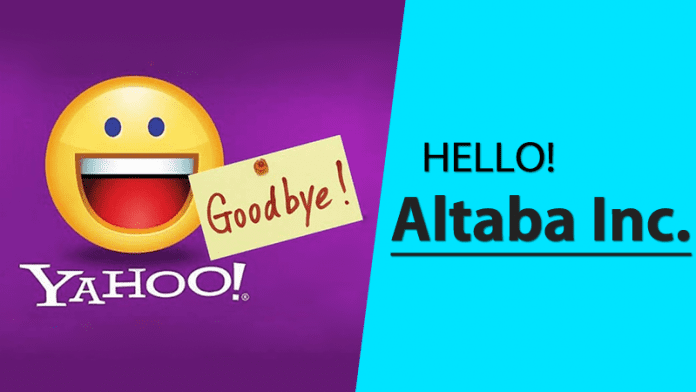 Yahoo! Is DEAD! Will Be Renamed