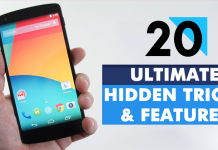 Top 20 Ultimate Hidden Tricks and Features Of Android