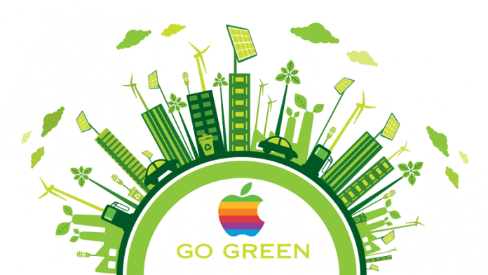 Apple Is The Greenest Tech Company In The World
