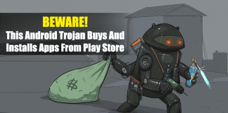 BEWARE! This Android Trojan Buys And Installs Apps From Play Store