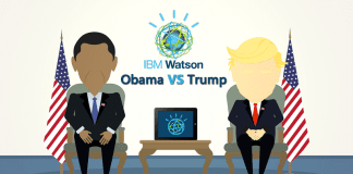 Barack Obama VS Donald Trump: What Does IBM Watson Think?