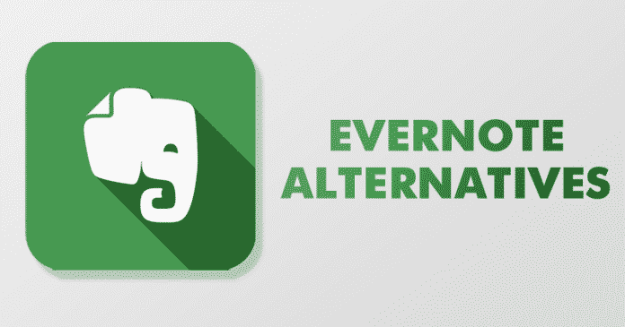 Top 15 Best Evernote Alternatives 2019