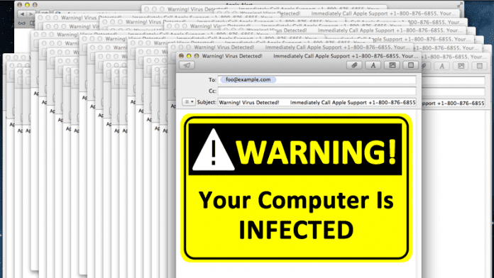 Beware!! This Vicious New Malware Freezes Computers