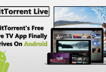 BitTorrent Brings Its Free Live TV Streaming App To Android