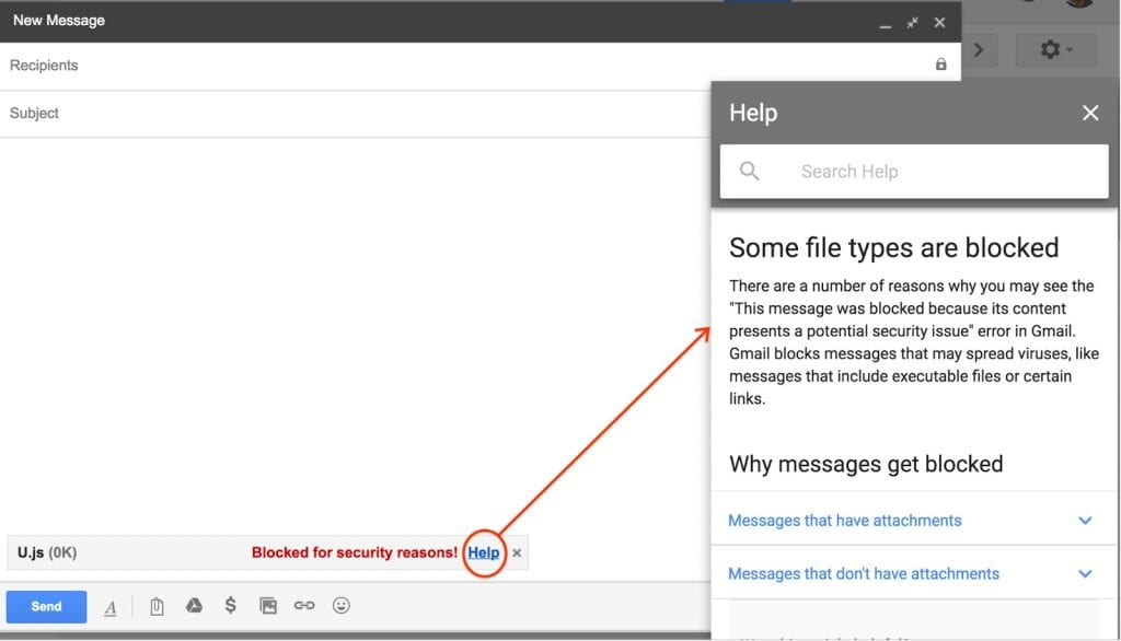 Block IMG 1024x586 - Gmail To Forbid JavaScript Attachments, A Common Source Of Malware