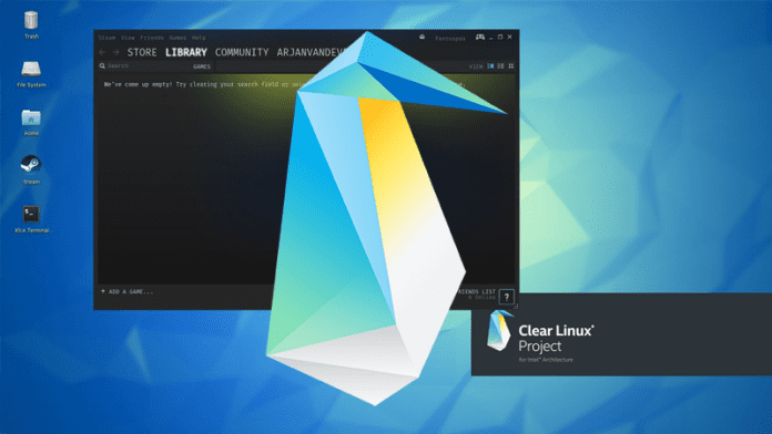 'Clear Linux' By Intel: The Next Linux Distro For Gaming?