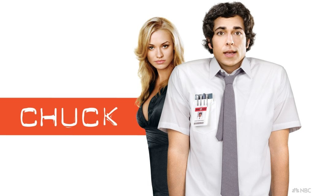 Chuck: Best TV Series Based On Hacking & Technology 2019
