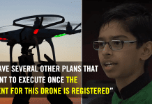 14 Year Old Indian Boy Gets $733K Govt Deal For Drones That Detect Land Mines