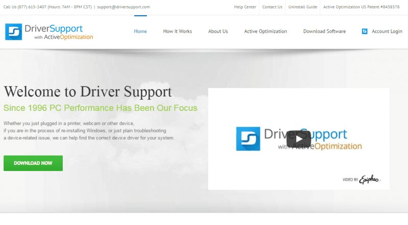 Driver Support