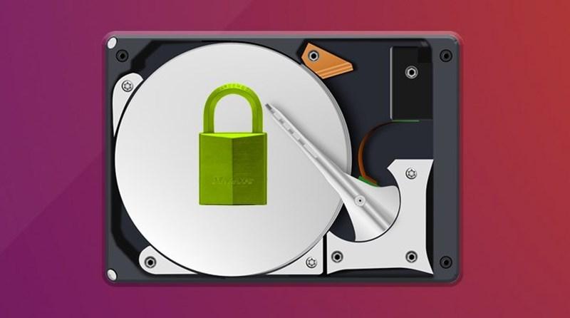 Encrypt Your Hard Disk in Ubuntu