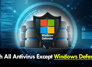 Ex-Mozilla Dev: Ditch All Antivirus Except Microsoft's Defender