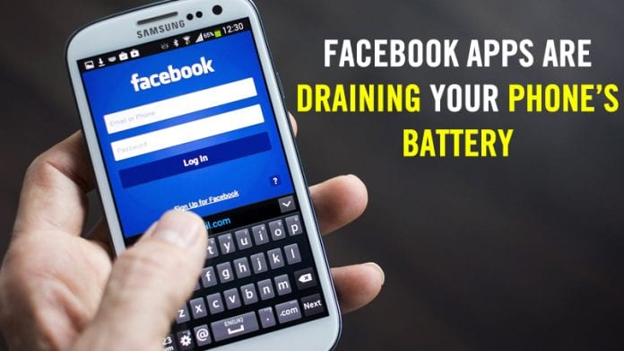 Facebook & Messenger App Draining Your Phone's Battery Superfast