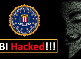 FBI Hacked!! Hacker Leaks Data Of FBI Officers Online