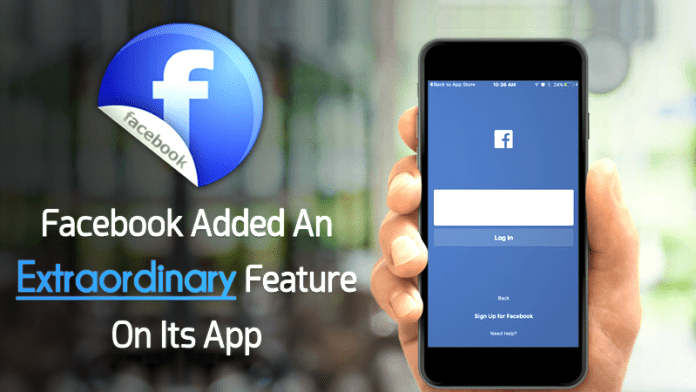 Facebook Just Added An Unusual Feature To Its Messenger App
