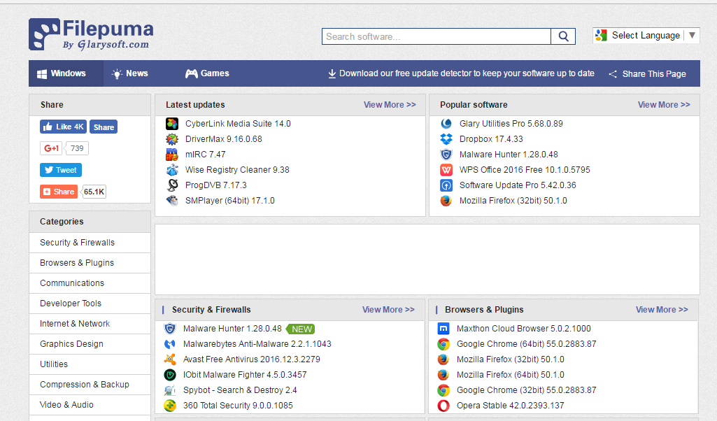 15 Trustworthy Websites To Download Free Software For Windows