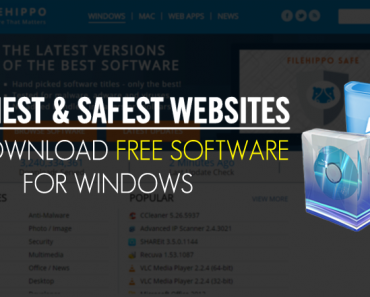 5 Trustworthy Websites To Download Free Software For Windows
