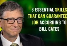 3 Skills That Can Guarantee A Job According To Bill Gates