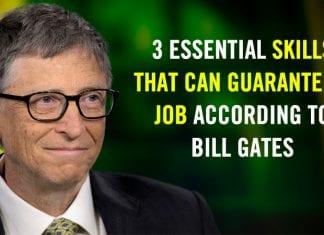 3 Skills That Can Guarantee A Job According To Bill Gates