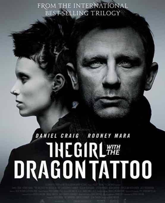 he Girl With A Dragon Tattoo