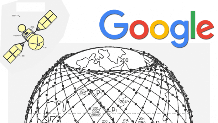 Google Plans To Cover Our Earth With 1000 Satellites For The Internet