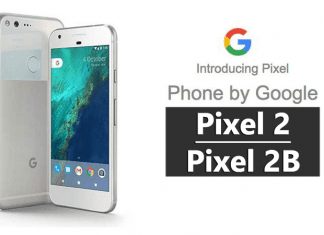 Google Pixel 2B Budget And Pixel 2 Flagship Phone Details Leak Out